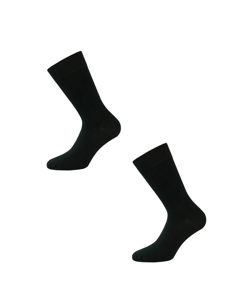 Pack 2 meias com viscose